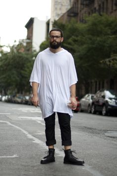 An Unknown Quantity   New York Fashion Street Style   ストリートスナップ