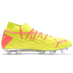 Puma Future 5.1 FG/AG OSG amarillas naranjas | futbolmania Trinidad Y Tobago, Football Soccer, Cleats, Nike, Future, Sports, Ivory Coast, Footwear, Shoe