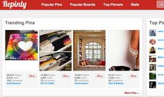 Some of the best Pinterest tools.