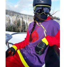 A-Bomb Apparel Neon Hoodie Dress #hoodiedress #hoodie #sweatshirt #abombapparel #abomb #womensfashion #fashion #winterfashion #tallhoodies #blackandwhite #tallhoodie #fauxfur  #girlfashion #skier #skiergirl #skihoodie #mountaingirl #neon