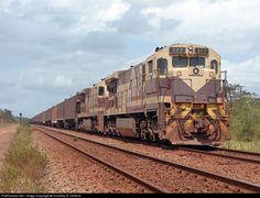 Foto RailPictures.Net: EFC 377 EFC - Estrada de Ferro Carajás GE C36-7B em Pedrinhas, São Luís, Maranhão, Brasil por Cristiano R. Oliveira