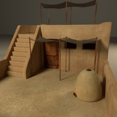 Ancient egypt model house - House and home design Ancient Egypt Architecture, Ancient Egypt Activities, Ancient Egypt Pyramids, Building Concept, Modelos 3d, Village Houses, Environment Concept Art, Home Projects, School Projects
