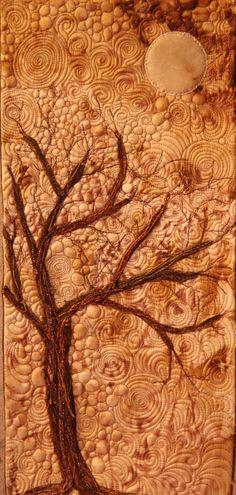 Finishing Lines by K. Sperino: Harvest Moon