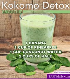 The Kokomo Detox Smoothie | Right tips and tricks