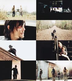 """The Walking Dead 4x16 """"A"""""""