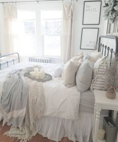 20 Inspiration With Curtain Country Bedroom shabby chic decor, bedroom country, vintage country bedroom, country home bedroom, country bedrooms ideas farmhouse decor country Home Bedroom, French Country Bedrooms, Shabby Chic Bedroom, Home Decor, Stylish Bedroom, Stylish Bedroom Design, Country Bedroom, Chic Bedroom, Remodel Bedroom