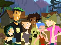 TOTAL... DRAMA... 6TEEN?!? by daanton on DeviantArt