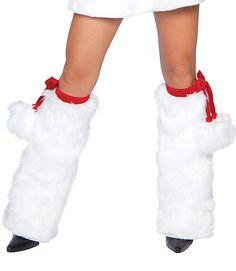 Fur Leg Warmers for Women