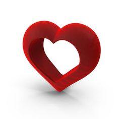 Heart by PixelSquid360
