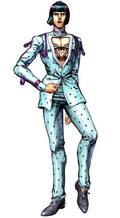 Bruno Buccellati Art - JoJo's Bizarre Adventure: All Star Battle Art Gallery Manga Anime, Comic Manga, Anime Guys, Cowboy Bebop, Blue Exorcist, Jojo Stands, Avatar, Naruto, Inu Yasha
