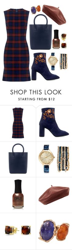 """""""Fall colors"""" by paulaj87 ❤ liked on Polyvore featuring 10 Crosby Derek Lam, Eugenia Kim, Mother of Pearl, Adrienne Vittadini, Accessorize, Bling Jewelry and Lucifer Vir Honestus"""