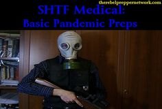 Disease is on the rise, do you have a plan for pandemic? Doomsday Prepping, Survival Prepping, Emergency Preparation, In Case Of Emergency, Disaster Preparedness, Shtf, Good To Know, Just In Case, Knowledge