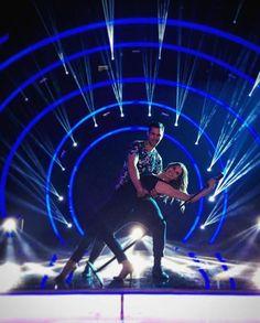 ".@DancingABC on instagram: ""#TeamAndison dips into their first camera blocking of season 21 of #DWTS"""