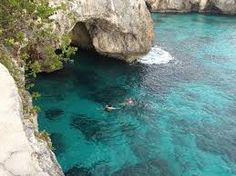 Joseph's Cave, Negril, Jamaica. So much fun to jump off a 35 ft. cliff into crystal clear water!