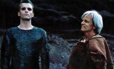 Miguel Bosé - Klaus Kinsk - El caballero del dragón - 1985 - Dir: Fernando Colomo - (España)