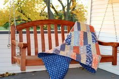 Love me some strip quilts @TheRunningStitch
