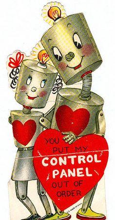 Valentine Vintage Fun