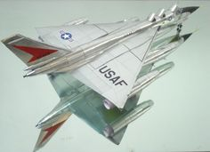 My build of the B58 Paper model