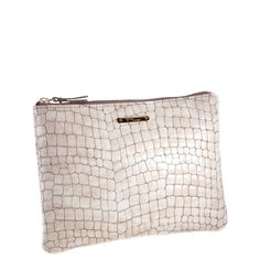 - Pearl All in One Case -  Shell Croc Leather