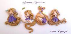 Disney Princess Rapunzel dolls