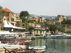 Love Byblos, Lebanon... Hopefully one day we will go back!