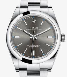 Montre Rolex Oyster Perpetual - Montres suisses de luxe Rolex Reloj Del  Mundo ebcc362d3da4