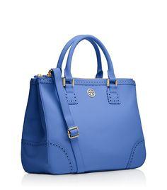 Blue Tory burch Handbag