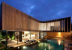 Kooyong House in Melbourne, Australia by Matt Gibson Architecture | 1 Kindesign