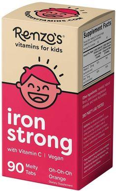 Vegan Vitamins, Children's Vitamins, Vegan Iron, Love Parents, Vitamins For Kids, Over Dose, Picky Eaters, Natural Flavors