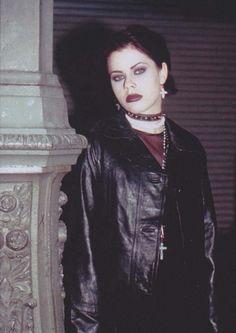 Fairuza Balk as Nancy, The Craft