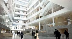 Nordea Bank Orestad :: Henning Larsen Architects