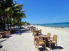 Whos up for #lunch on the #beach at #SecretsAura #Cozumel? #SecretsResorts #BeachThursday