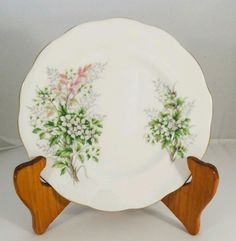 Vintage Royal Albert Friendship Series Hawthorn Bone China Side plate England in Pottery, Glass, Pottery, Porcelain, Royal Albert | eBay!