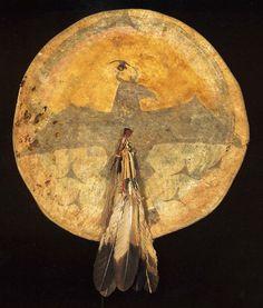 Sioux War Shield. 1860s