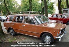 Posiadasz #zabytkowy #samochód. Pamiętaj bez problemu #zregenerujemy twój #alternator lub #rozrusznik. Skontaktuj się z nami już teraz bądź sprawdź nasze aukcje   ☎ 792 205 305 ➤ allegro@polstarter.pl ➤ http://bit.ly/polstarter  #PolStarter #ToZobowiazuje #syrena #warszawa