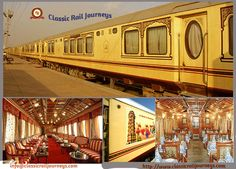 Book Special Tour Package of Royal Rajasthan on Wheels train .