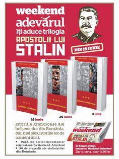 Apostolii lui Stalin. Dragoste, sex şi dominaţie în nomenclatura comunistă