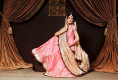 Mashaal Moazzam Bridal Wear Collection 2013 For Women