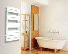 The Fixture Gallery Myson Contemporary - Electric Towel Warmer (Interlude EINT)