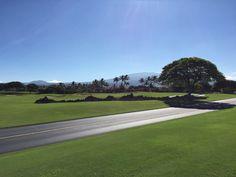 Hualalai Resort. Taken with my new 6+!