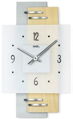 AMS Wanduhr  9248 versandkostenfrei, 100 Tage Rückgabe, Tiefpreisgarantie bei Uhren4You.de