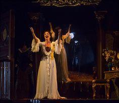 Sierra Boggess, Broadway 2014 Photo by Matthew Murphy