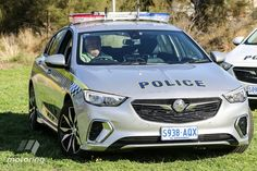 """South Australian Police choose new Holden Commodore, which """"blitzed"""" testing for the new trial and is likely to become the new highway pursuit vehicle. Police Cars, Police Vehicles, Police Officer Requirements, Holden Commodore, Local Police, Emergency Vehicles, Law Enforcement, Cops, Automobile"""