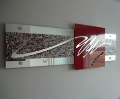 Image result for glass wall art