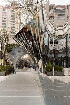 RIBA windows project 2014 flies to Shanghai by UNSTUDIO