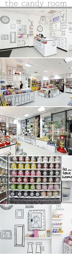 The Candy Room - Melbourne, Australia