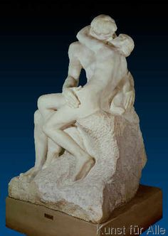 Auguste Rodin - The Kiss, 1886