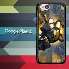 Jango Fett Y1709 Google Pixel 2 Case