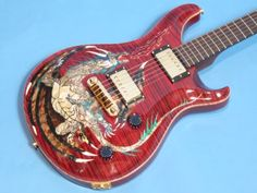 PRS dragon 4 Pictures, Images and Photos
