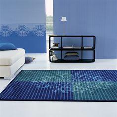 Teppich, Esprit, »Oriental Blues«, blau